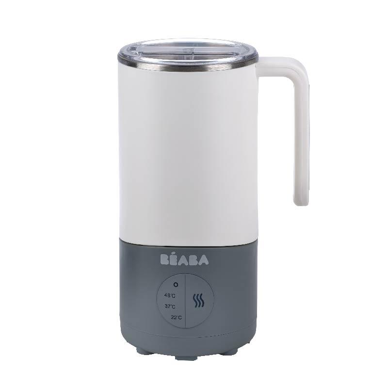 BEABA Preparator lapte Beaba MilkPrep white grey