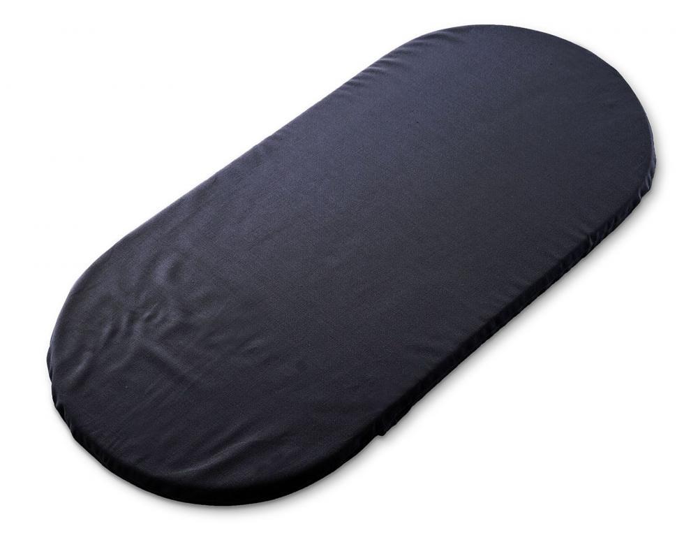 Saltea pentru landou Sensillo Classic neagra 75x35 cm