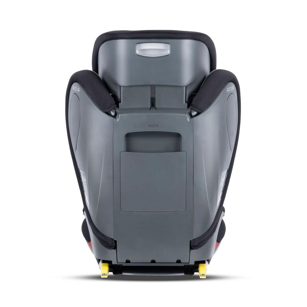 Scaun auto cu isofix 15-36 kg Avova Star-Fix Pearl Black