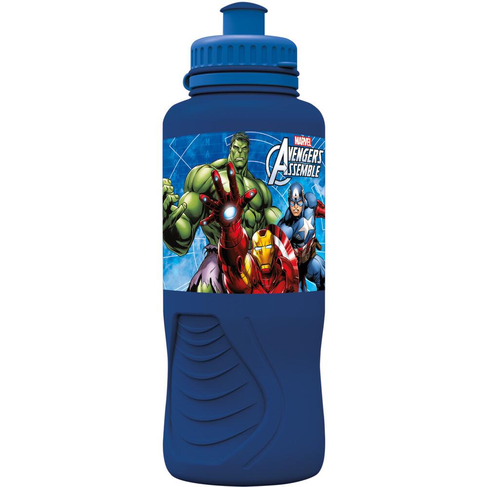 Sticla apa plastic Avengers SunCity imagine