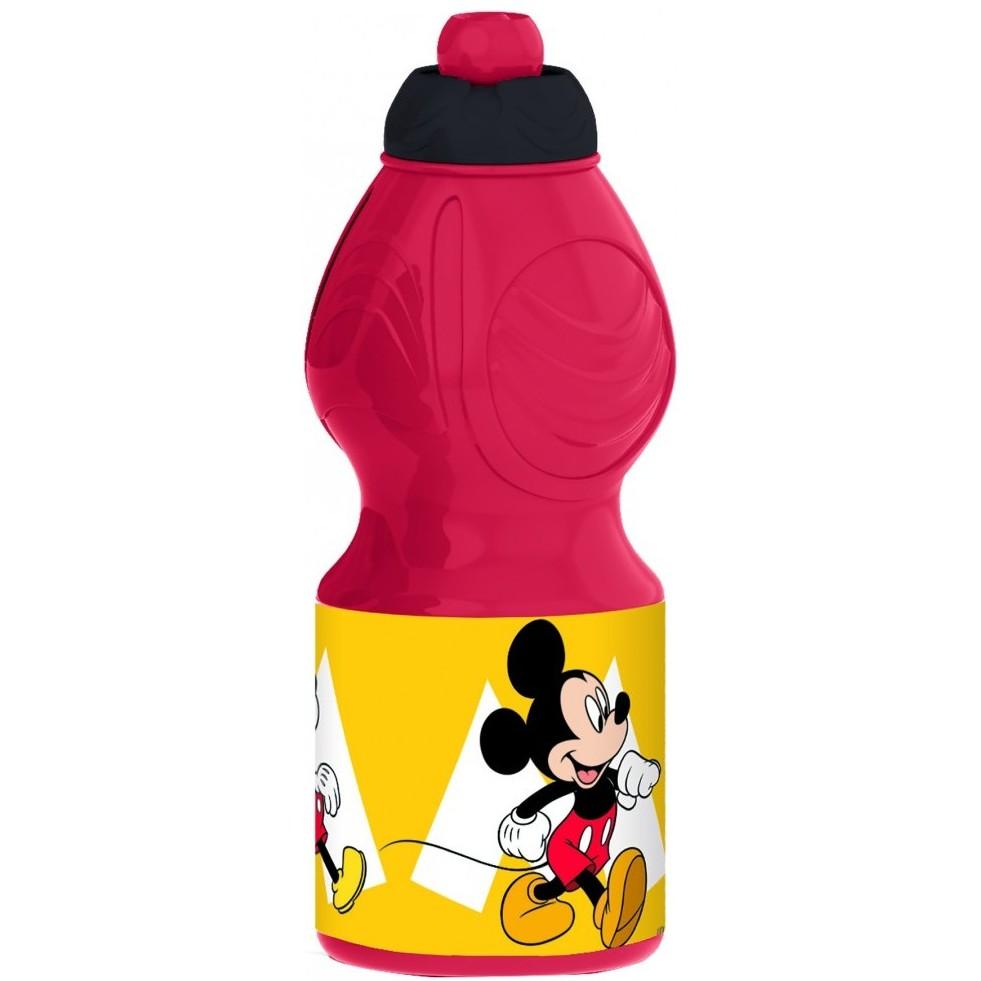 Sticla apa plastic Mickey Red SunCity imagine
