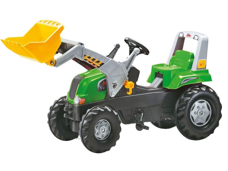 Tractor Rolly Junior cu cupa - 1