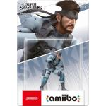 Amiibo Snake Super Smash