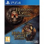 Joc Baldurs Gate Enhaced & Baldurs Gate 2 PS4