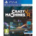 Joc Crazy Machines (VR) PS4