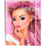 Carte de colorat Top Model Make-up Creativ Depesche