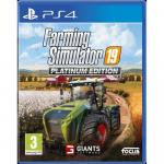 Joc farming stimulator 19 platinum edition Ps4