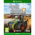 Joc farming stimulator 19 platinum edition Xbox one
