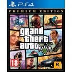 Joc Grand Theft Auto 5 premium edition PS4