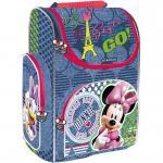 Ghiozdan pentru copii cu carcasa tare Minnie 37 cm SunCity