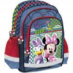 Ghiozdan scoala Minnie Mouse 38 cm SunCity