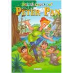Carte Hai sa coloram! Peter Pan