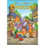 Carte Hai sa coloram! Pinocchio