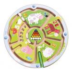 Joc magnetic Haba Labirintul numerelor 2 ani+