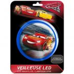 Lampa de veghe led Cars Blue SunCity