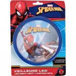 Lampa de veghe led Spiderman Blue SunCity