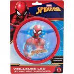 Lampa de veghe led Spiderman Red SunCity
