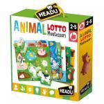 Sa potrivim animalele Montessori