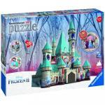 Puzzle 3D castel Frozen II 216 pcs