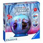Puzzle 3D Frozen II 72 piese