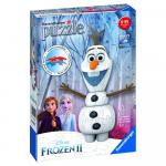 Puzzle 3D Olaf Frozen II 54 piese