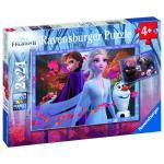 Puzzle Frozen II 2x24 piese