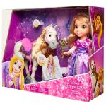 Printesa Disney Rapunzel & Maximus