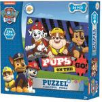 Puzzle Paw Patrol Chase, Marshal, Rubble 50 piese Toy Universe