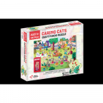 Puzzle cu surprize Chatty Choo 100 piese