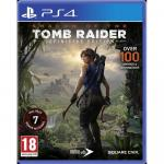 Joc Shadow of the tomb raider definitiv edition PS4