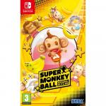 Joc Super Momkey Ball Banana Blitz SW