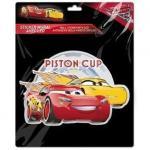 Sticker de perete cu led Cars Piston Cup SunCity