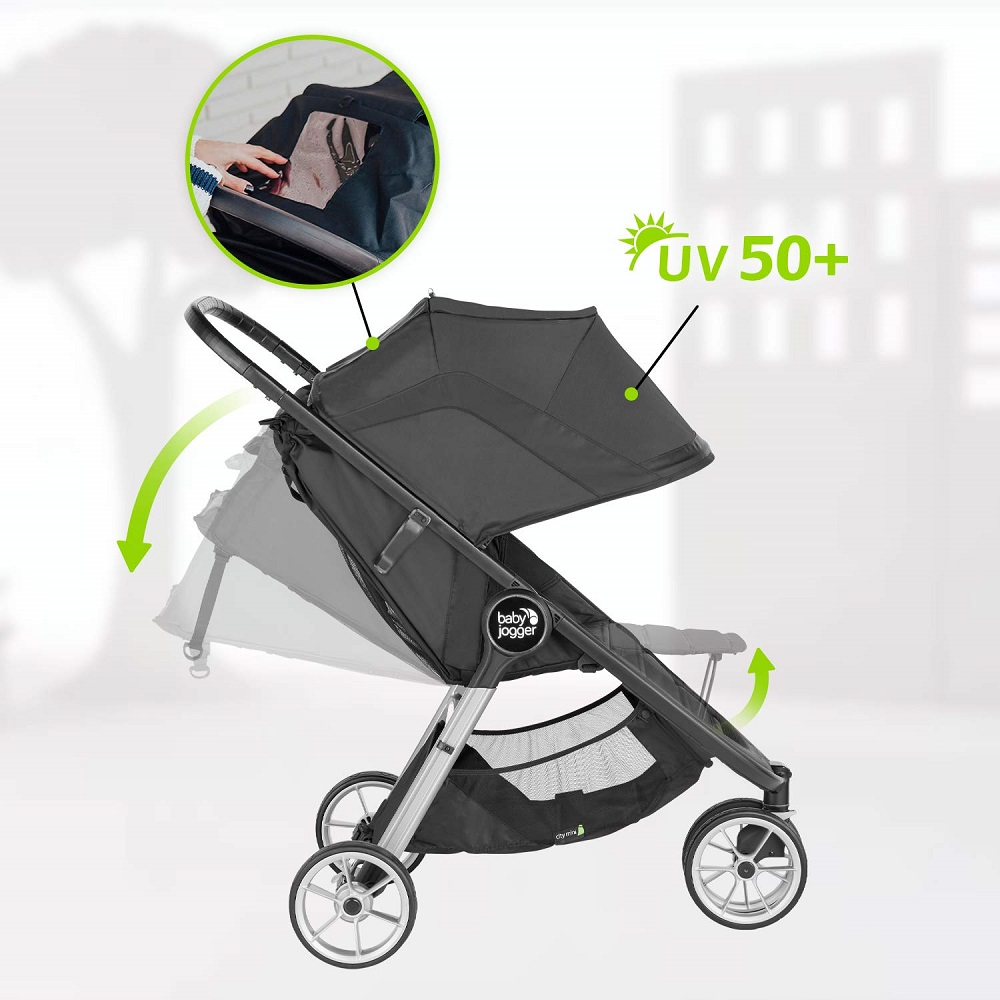 Carucior Baby Jogger City Mini 2 Carbon imagine