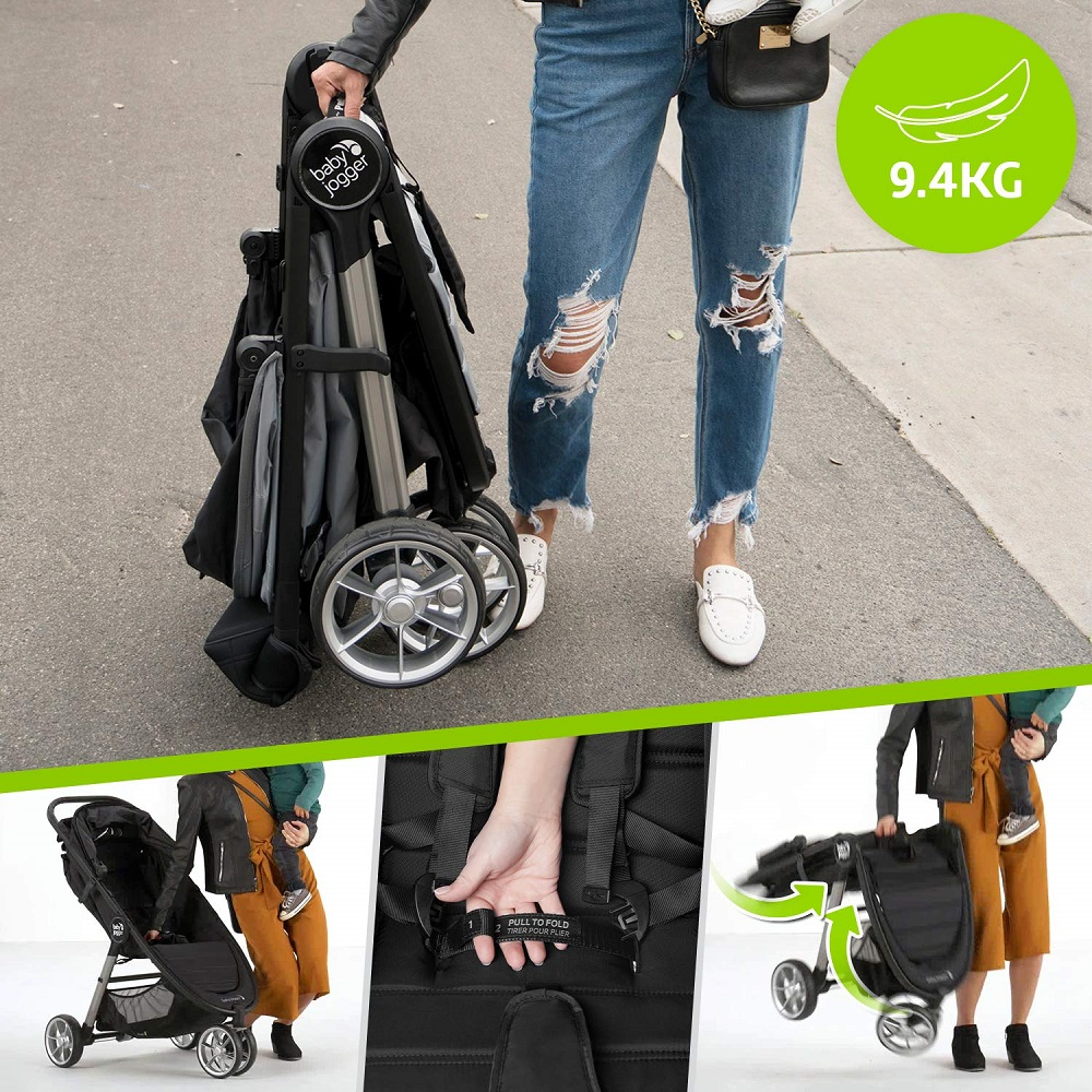 Carucior Baby Jogger City Mini 2 Carbon - 5