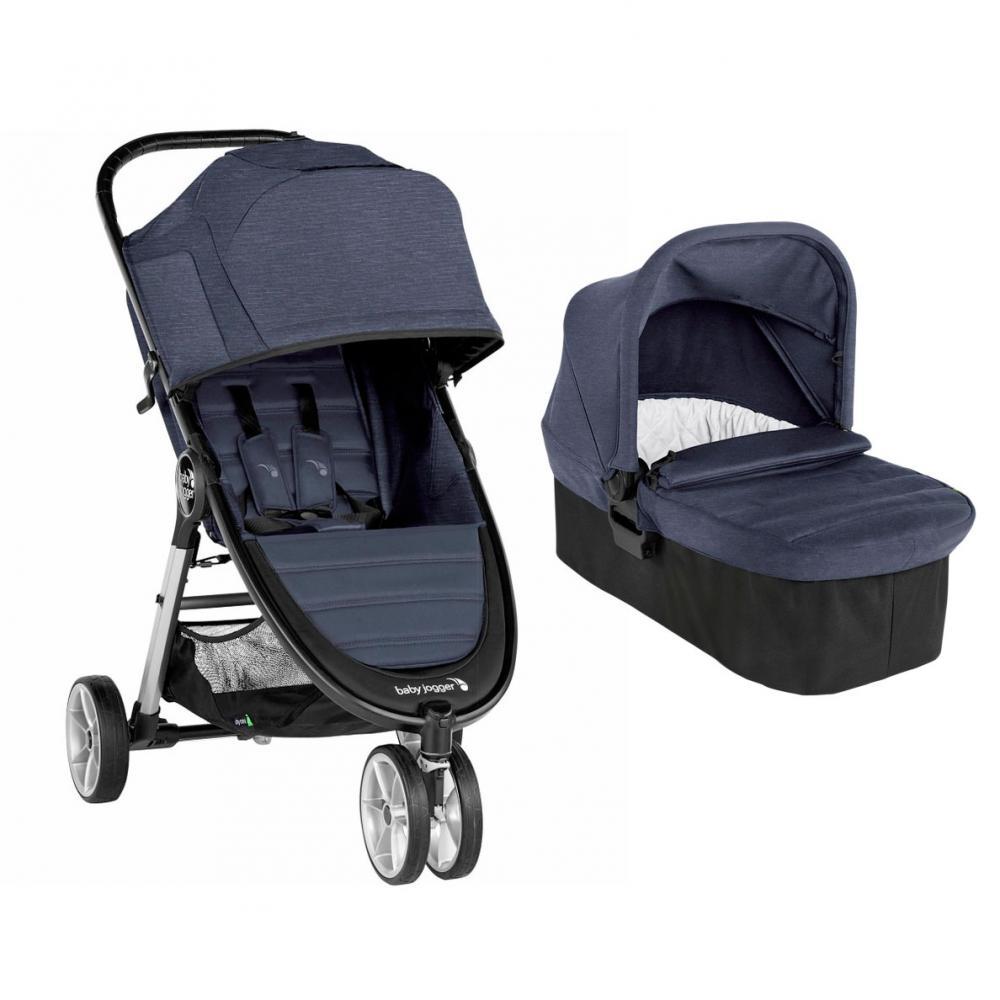 BABY JOGGER Carucior Baby Jogger City Mini 2 Carbon sistem 2 in 1