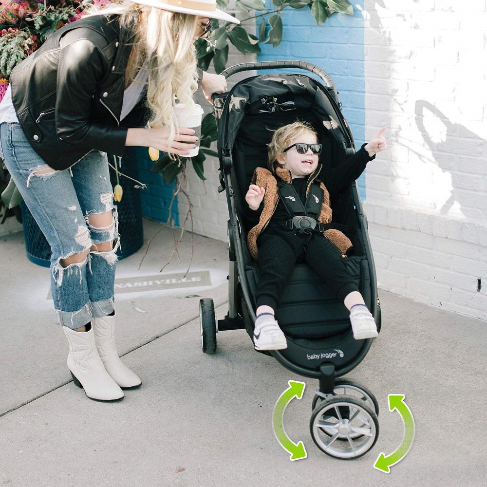 Carucior Baby Jogger City Mini 2 Jet - 3