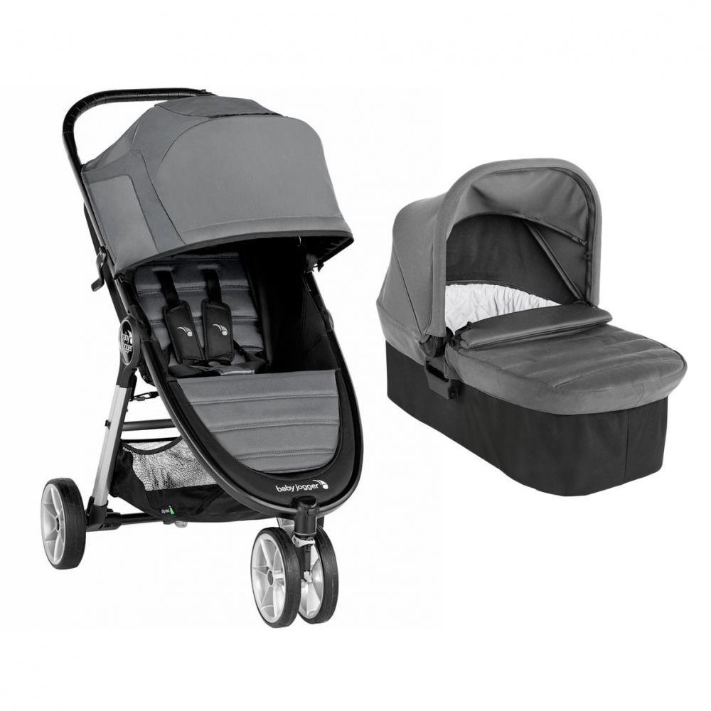 Carucior Baby Jogger City Mini 2 Slate sistem 2 in 1