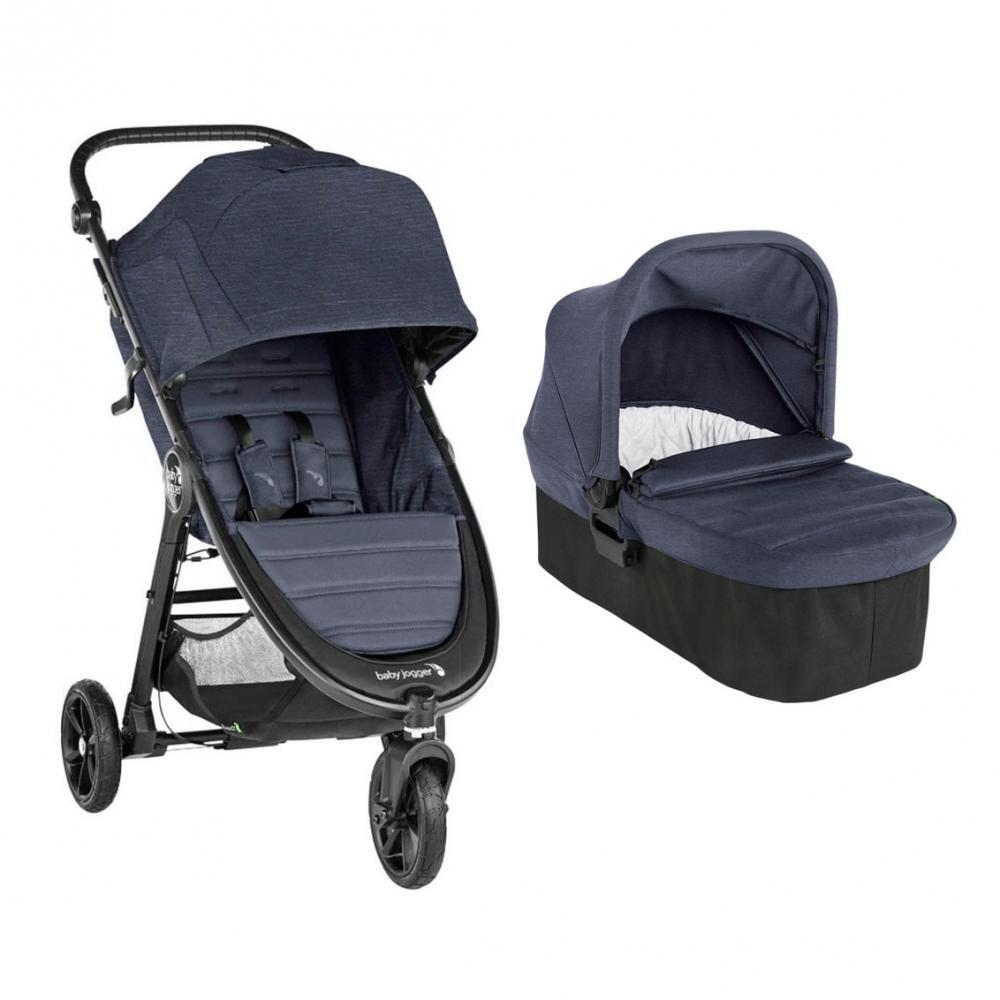 Carucior Baby Jogger City Mini GT2 Carbon sistem 2 in 1