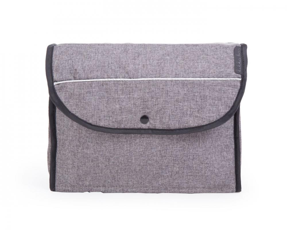 Carucior transformabil 2 in 1 Amulett Grey