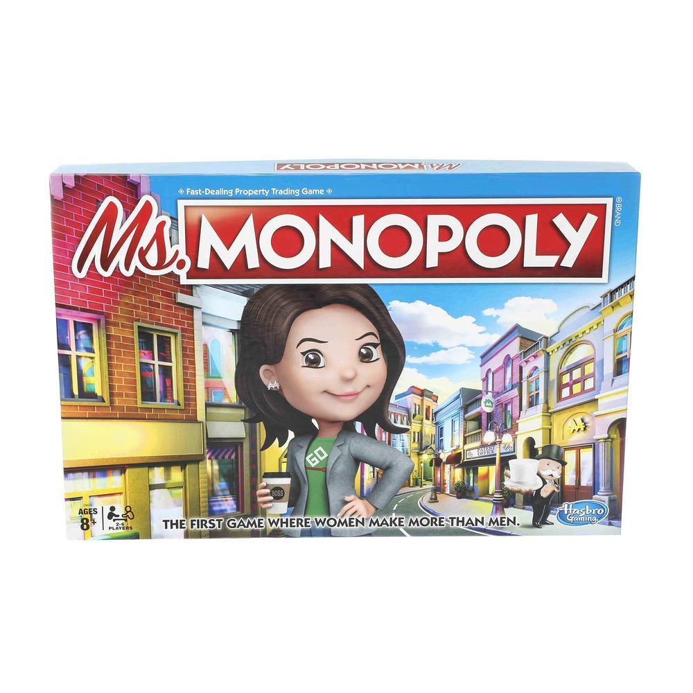 Joc Doamna Monopoly