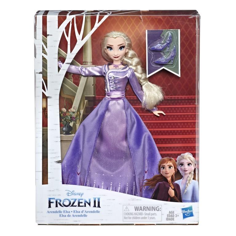 Papusa Frozen 2 Arendelle Elsa deluxe