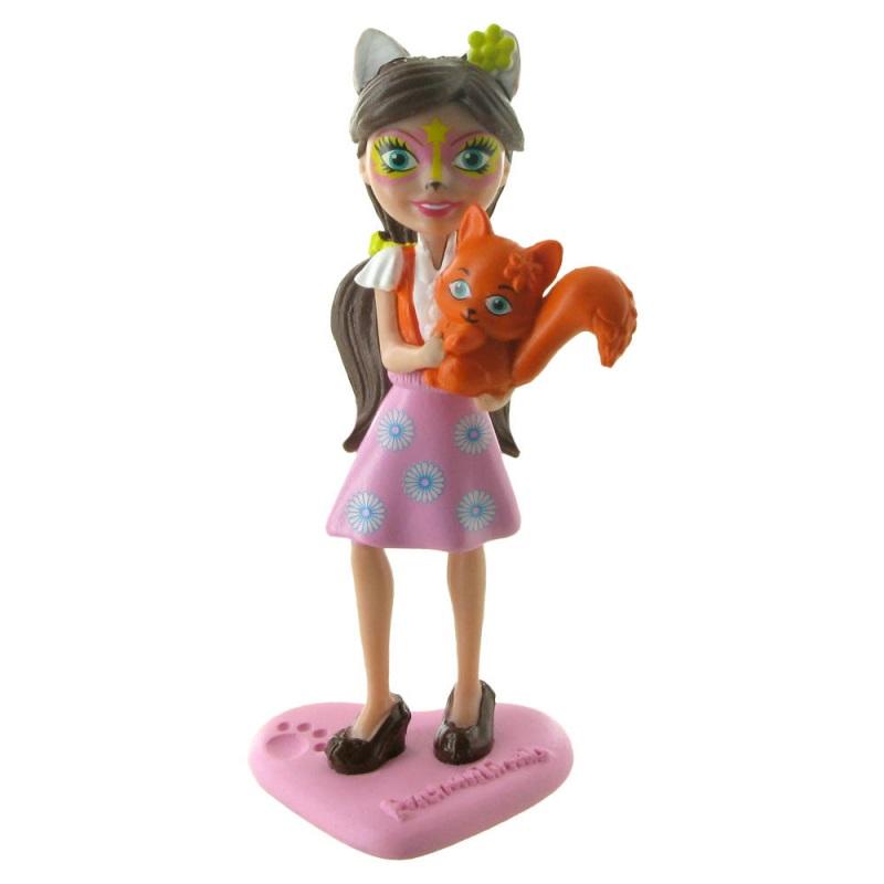 Figurina Comansi Enchantimals Felicity Fox and Flick