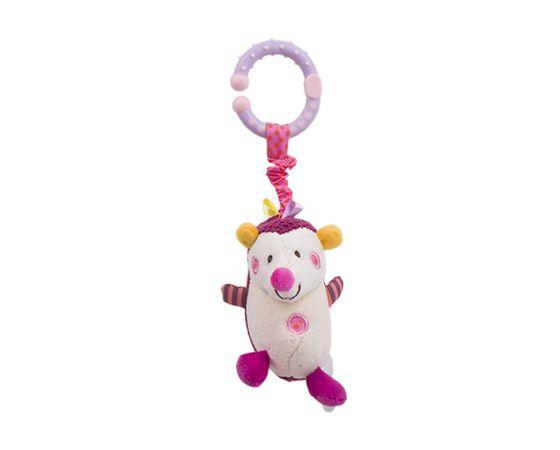 Jucarie Cu Vibratii Kikkaboo Hedgehog Pink
