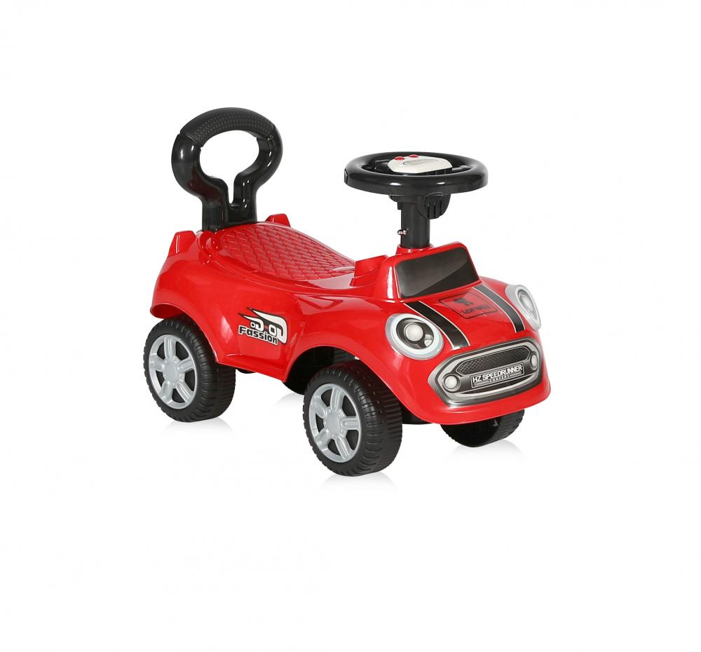 Masinuta Fara Pedale Sport Mini Muzicala Red
