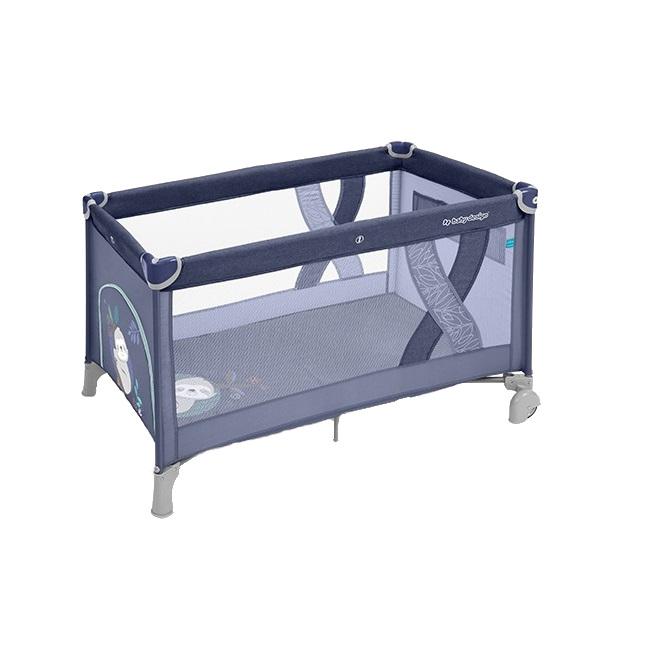 Patut Baby Design pliabil Simple 03 Blue 2019 imagine