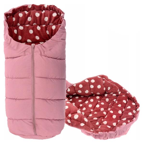 Sac de iarna 4 in 1 Tutumi buline rozbuline
