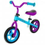 Bicicleta fara pedale Eurobaby cool baby bike albastru cu mov