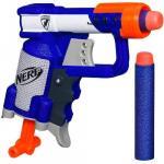 Blaster nerf n-strike Elite Jolt cu 2 proiectile