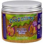 Borcanel cu Slime Cra-Z-Slimy Auriu