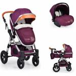 Carucior 3 in 1 Cangaroo Luxor Purple